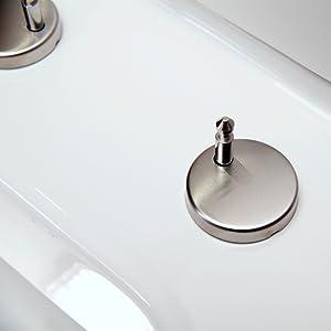 Toilettendeckel aus Edelstahl