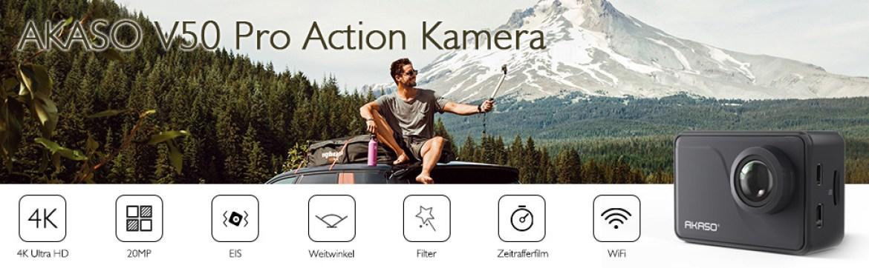 AKASO V50 Pro Action Kamera