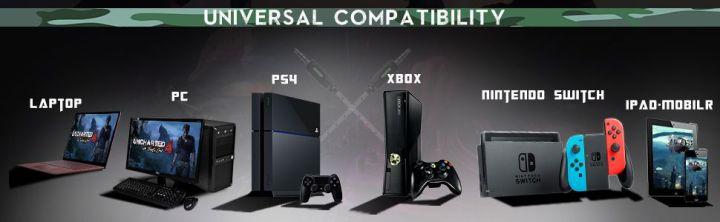 Cascos Gaming para PS4