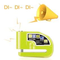 Candado Disco Moto Alarma