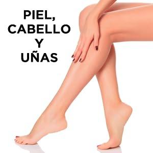 Piel Cabello Uñas Hivital Foods