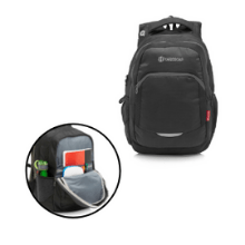 bag organizer, detailed organizer for book, USB cable, Storage bag, light weight backpack