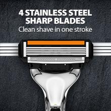 4 Blades