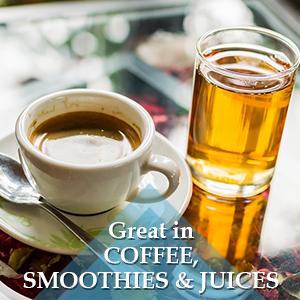 Bulletproof coffee supplement