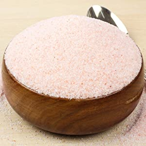 Urban Platter Pink Himalayan Rock Salt Powder