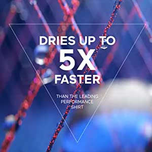 dries 5 x faster