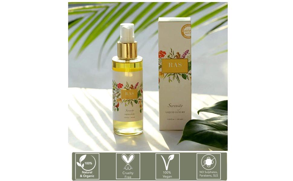 serenity luxury oil