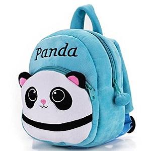 panda school bags toys