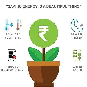 ENERLYF, AC POWER SAVER, ENERGY SAVER, HOME AUTOMATION, SMART HOME