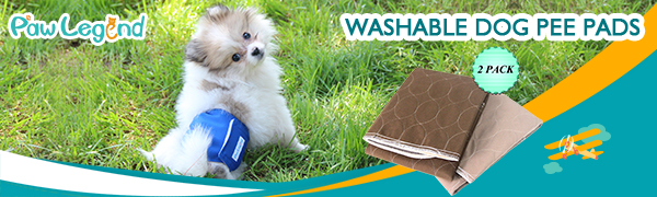 washable dog pee pad