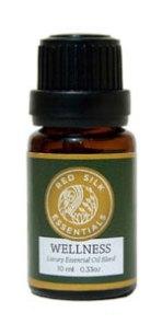 wellness oils, Wellness essential oil, red silk essentials wellness, wellness blend essential oil
