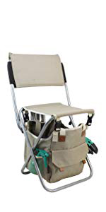GARDEN TOOL SET CHAIR