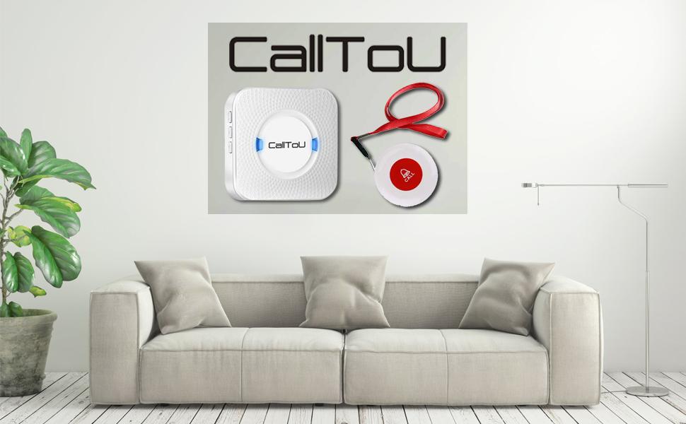 calltou caregiver pager call button