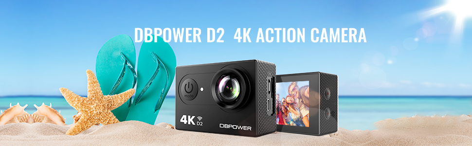 d2 action camera