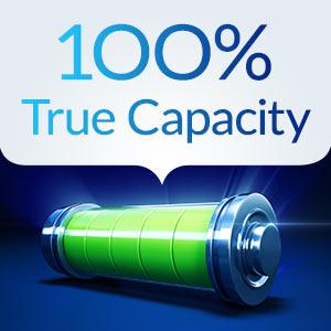 True capacity