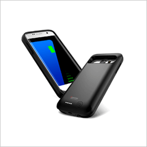 alpatronix battery case showing front and back angles ultra slim lightweight compact and portable