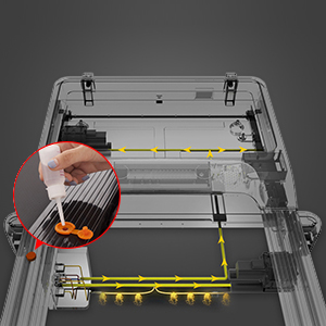 self lubrication treadmill