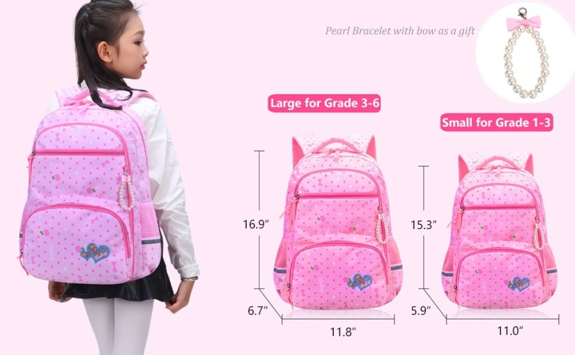 School Backpack Casual Daypack Travel Outdoor Camouflage Backpack for Girls