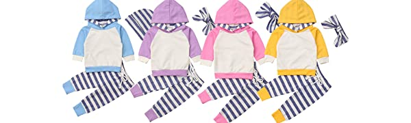 baby girl clothes 4 color bule purple pink yellow