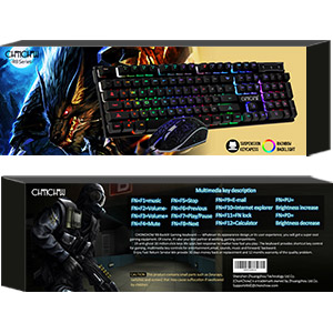 brand keyboard mouse