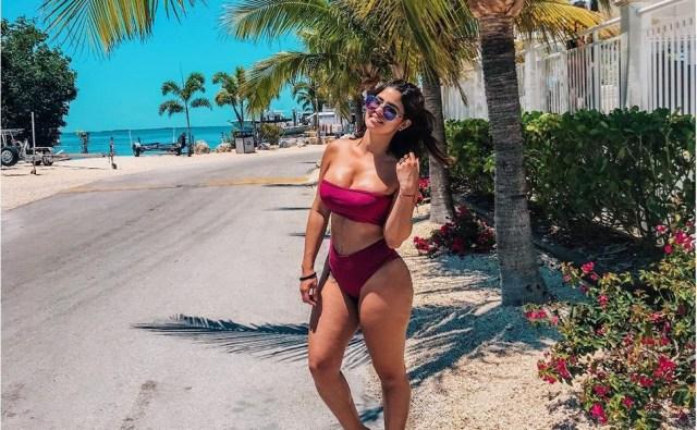 Bandeau Bikini Swimsuits