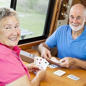health benefits of board games like cribbage lower blood pressure and decrease dementia alzheimers