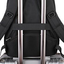 Luggage Sleeve on back