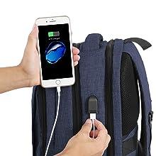 usb bag for college school