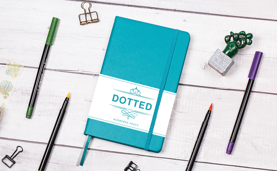 dotted journal