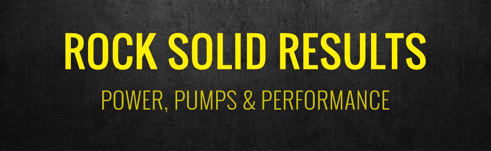Rock solid results tribulus terrestris capsules
