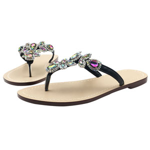 rhinestone dress sandals flat green sandals for women sandals for women size 12 wedding sandals
