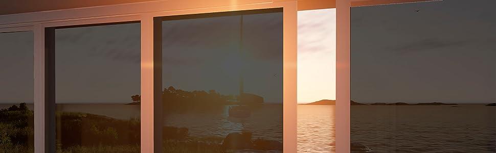 window film tint privacy decorative door for home glass car cars gila window bathroom heat control