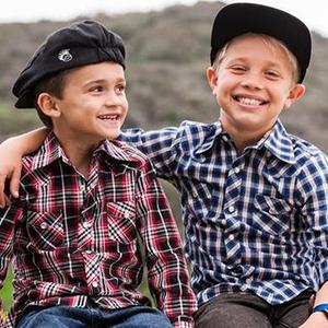 Newsboy Cap for Boys
