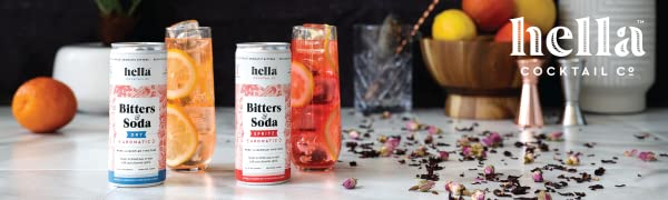 Bitters and Soda Banner