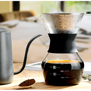 coffee dripper stainless steel