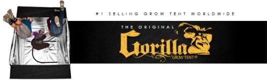 gorilla grow tent indoor growing hydroponics soil