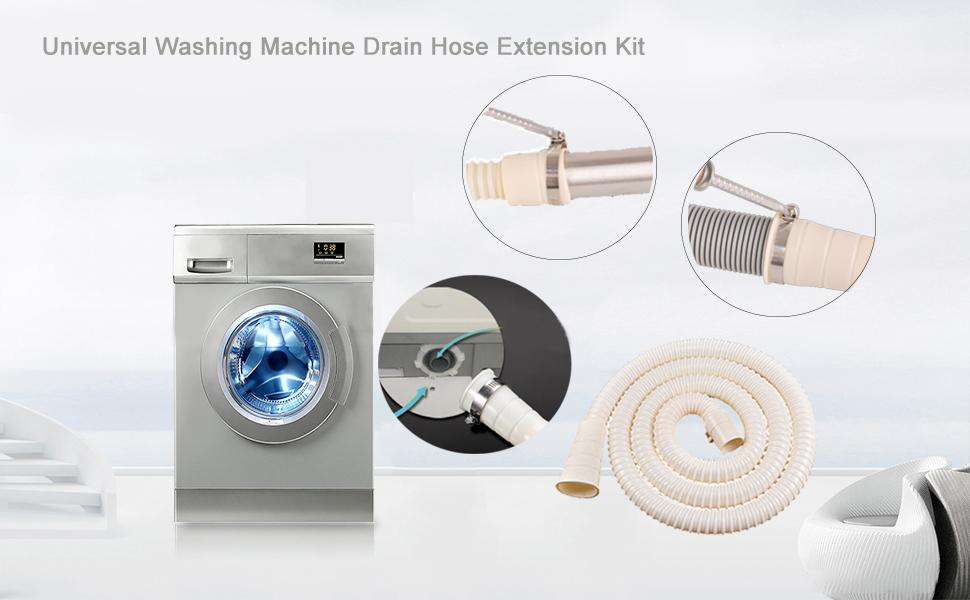 Universal Washing Machine Drain Hose