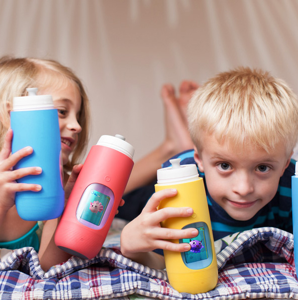 Gululu Talk The Interactive Smart Water Bottle & Health Tracker for Kids 41