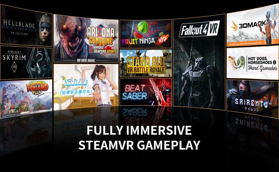 SteamVR Gameplay imersivo e cheio de diversão com seus amigos