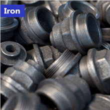 For Iron