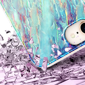 NageBee Ultra Slim Thin Glossy Stylish Protective Bumper Cover Case
