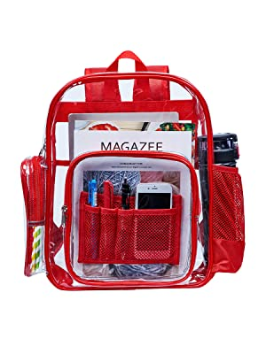 Clear Backpack for School