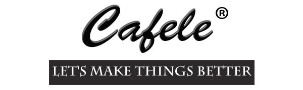 Cafele 17.3 inch laptop backpack school business work travel