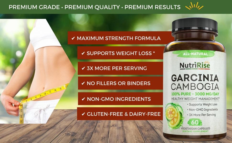 Garcinia Cambogia 3000 MG Supplement - 60 Capsules 13