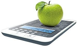 Mackie Food Scale, Digital Kitchen Scale Nutrition Portions Easy Automatic Calorie and Macro Nutrition Calculator an American Co.… 14