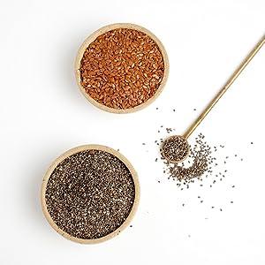 chia flaxseed