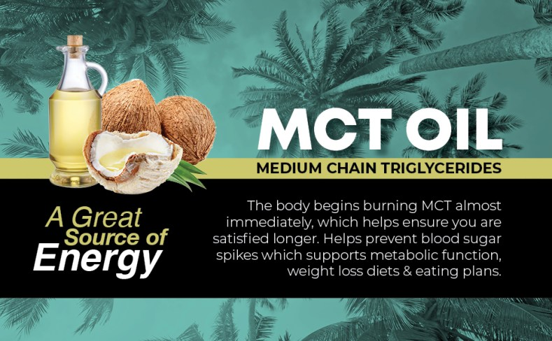 mct oil with collagen combo for health supplement