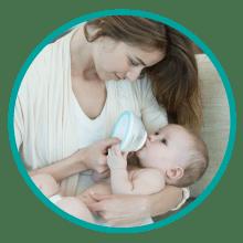 breast pump breastmilk baby bottle