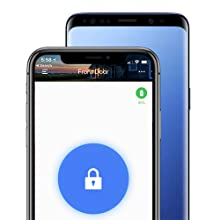 unlock smartlock using app