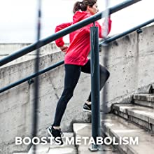Boosts Metabolism
